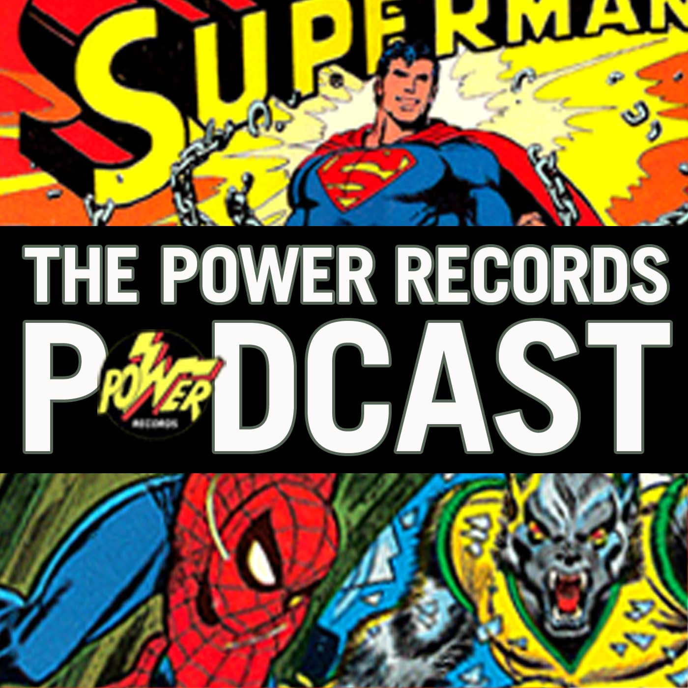 Power Records Podcast | The Fire and Water Network