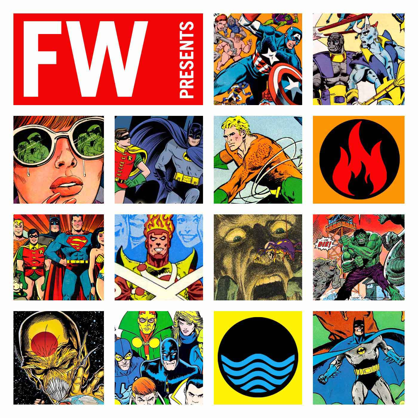 FW Presents By Fire And Water Podcast Network On Apple Podcasts